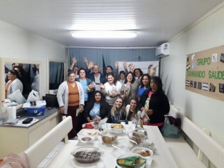 Grupo de reeducação alimentar