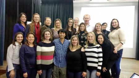 3º WORKSHOP SESC FORMAÇÃO DE EDUCADORES- RS