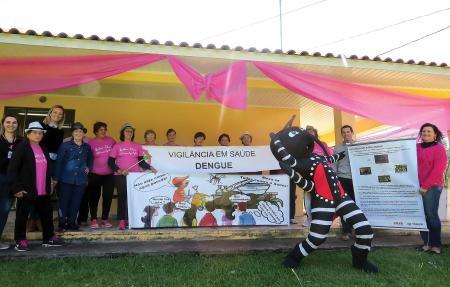 Em guerra contra a dengue