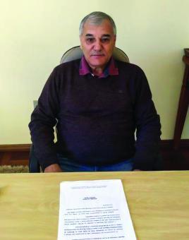 Vice-prefeito assume a prefeitura