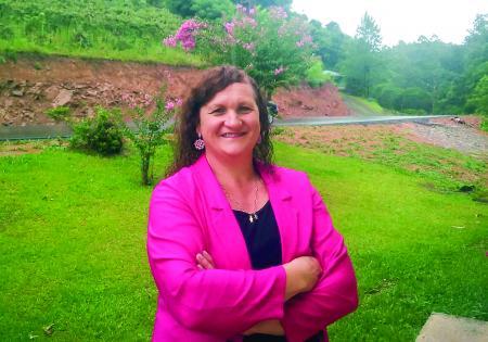 Rosmeri Teresinha Campiol Denicol é Coordenadora  na Secretaria de Cultura, Esporte e Turismo